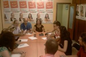 Reunió Sindicats Alacant