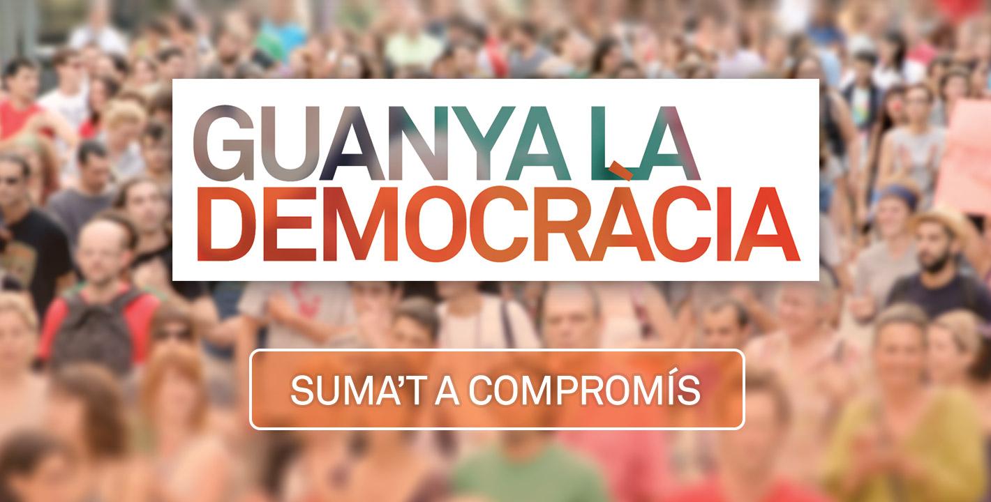 Guanya la democràcia