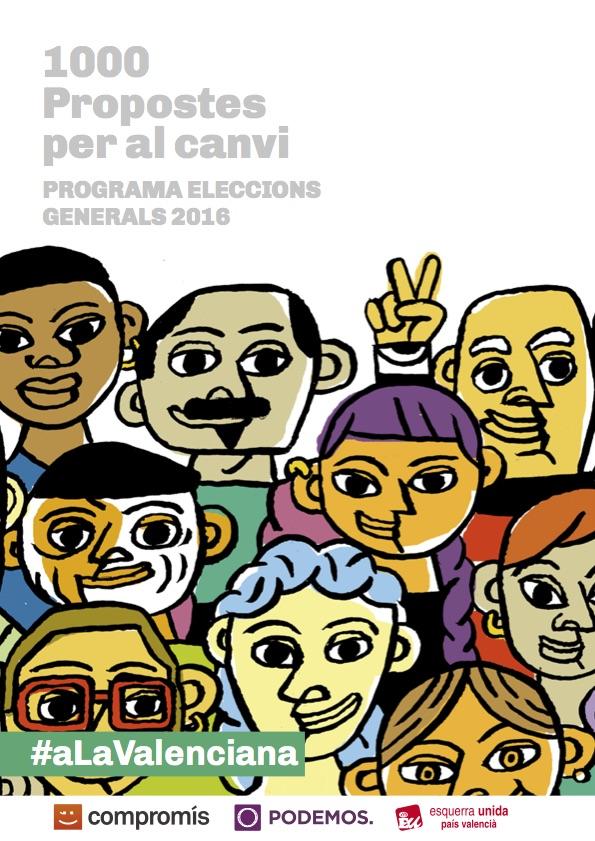 Programa Eleccions Generals 2016