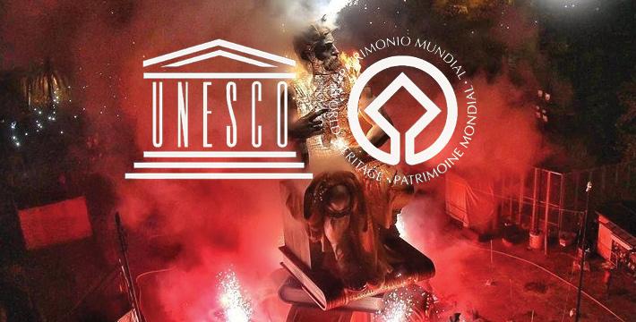La UNESCO declara les Falles Patrimoni de la Humanitat