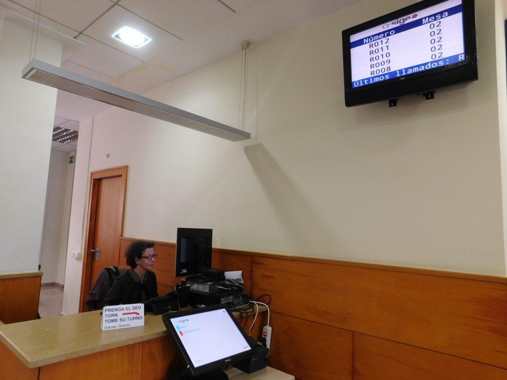 Transparencia pone en marcha una nueva oficina prop for Oficinas prop valencia